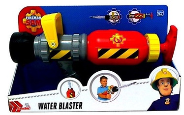 Simba Fireman Sam Water Blaster Gun 109251746038