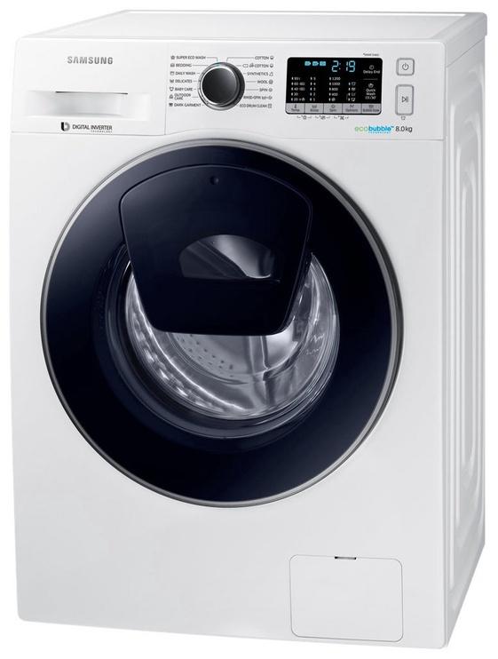 Skalbimo mašina Samsung WW80K5210UW/LE