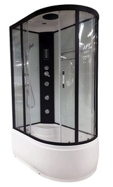 Vento Milano Massage Shower Left 120x220x80