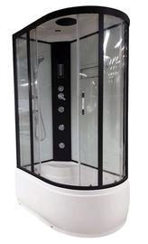 Dušas kabīne Vento Milano Left, 800x1200x2200 mm