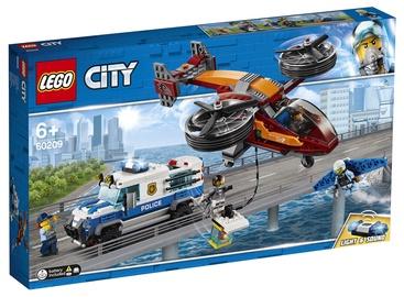 KONSTRUKTOR LEGO CITY POLICE 60209