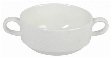 Quality Ceramic Impress Broth Mug 28cl
