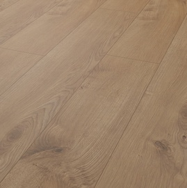 Laminuotos medienos plaušų grindys, 1285 x 192 x 8 mm