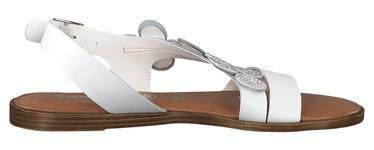 Tamaris Isla Sandal 1-1-28139-22 White Silver 39