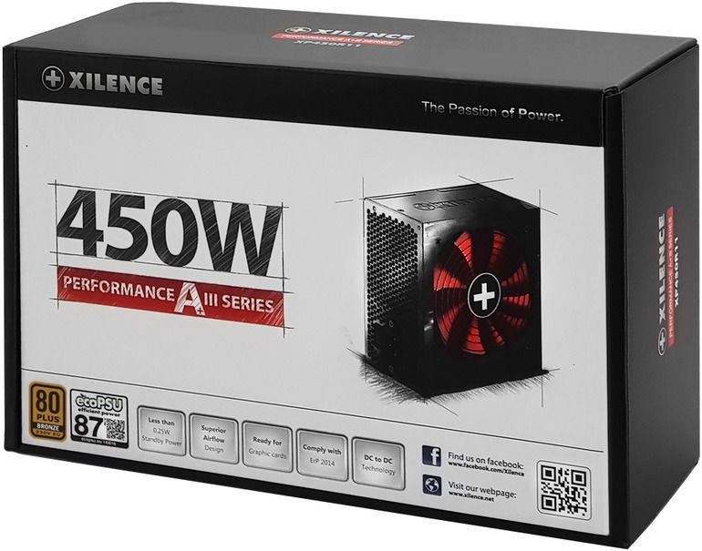 Xilence XPR11 PSU 450W