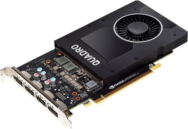 Videokarte Dell Quadro P2200 490-BFPN 5 GB GDDR5