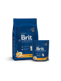 Kaķu barība Brit Premium Cat Adult Chicken 1,5kg