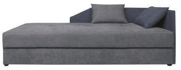 Black Red White Kelo Couch Grey/Dark Blue