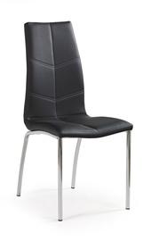 Svetainės kėdė K114, juoda