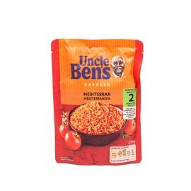 Ryžiai Uncle Bens su pomidorais ir žolelėmis, 250 g