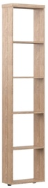 Skyland Shelving Unit Alto ABS 196 Devon Oak