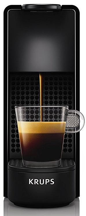 Kafijas automāts Krups Nespresso Essenza Mini XN1108 Black