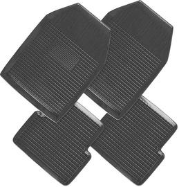 Automobilių kilimėliai Autoserio THM-28309/1, universalūs, 4 vnt.