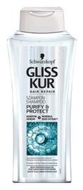 Šampūnas Schwarzkopf Gliss Kur Purify & Protect, 400 ml