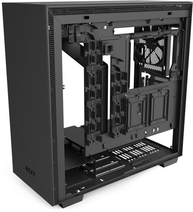 NZXT H710i E-ATX Mid-Tower Black/Black