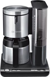 Kafijas automāts Bosch TKA8653 Black/Inox