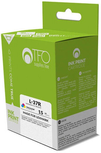 TFO Cartridge L-33R C/M/Y 18ml