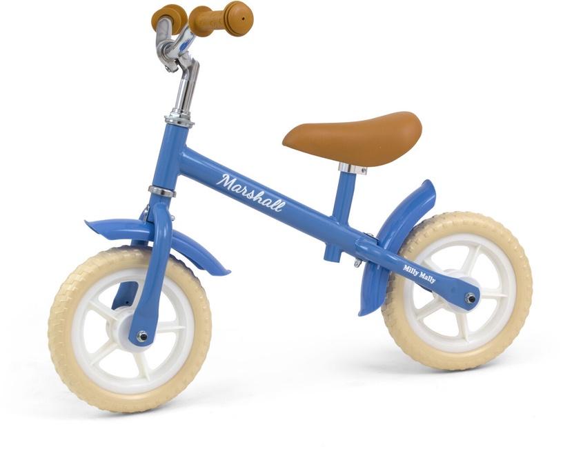 Balansinis dviratis Milly Mally Marshall Blue