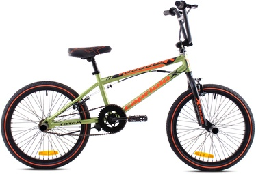 "Capriolo BMX Totem 10.5"" 20"" Green Orange 19"