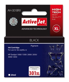 ActiveJet AH-563 Cartridge 20ml Black