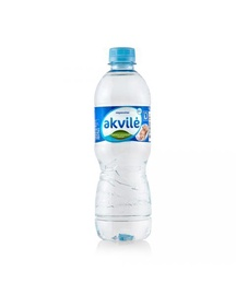 Mineralinis vanduo Akvilė, negazuotas, 0,5 l