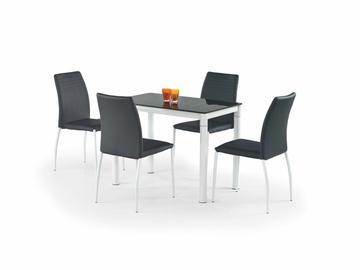 Halmar Dining Table Argus Black White