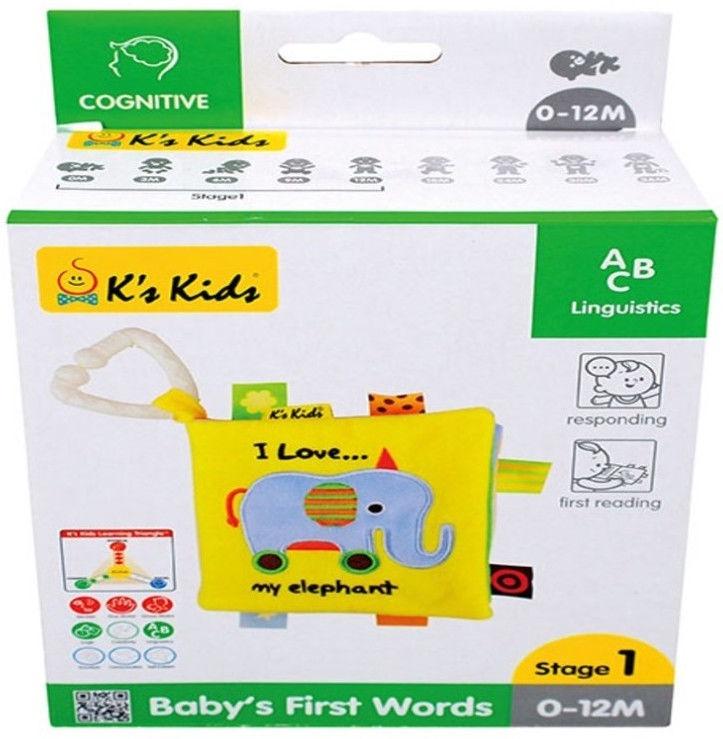 K's Kids Babys First Words KA10766