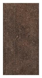 Klinkerinės pakopinės plytelės Granitos, 30 x 60 cm.