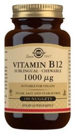 Vitamīni Solgar Vitamin B12, 0.1 kg