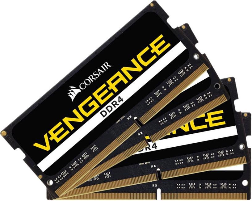 Operatīvā atmiņa (RAM) Corsair Vengeance CMSX32GX4M4X3800C18 DDR4 (SO-DIMM) 32 GB