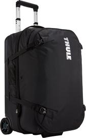 Ceļojumu soma uz riteņiem Thule Thule Subterra 3204027, melna, 56 l