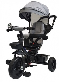 Tesoro BT-13 Baby Tricycle Black Light Grey