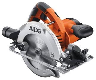 Elektrinis diskinis pjūklas AEG KS55-2, 1200 W