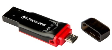 Transcend USB 64GB JetFlash 340 Black