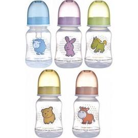 Canpol Babies Profiled Bottle 125ml Assort