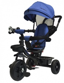 Tesoro BT-13 Baby Tricycle Black Blue