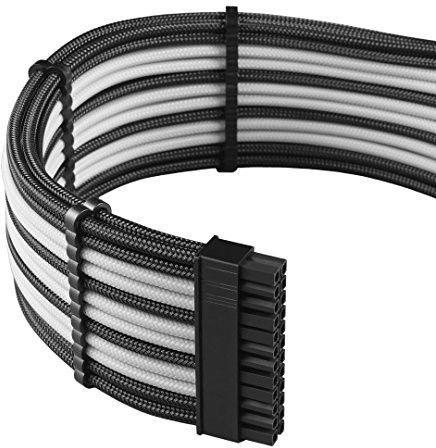 CableMod E-Series PRO ModMesh Cable Kit For EVGA G3/G2/P2/T2 Black/White
