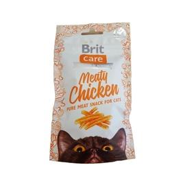 Skanėstas suaugusioms katėms Brit, su vištiena, 50 gr