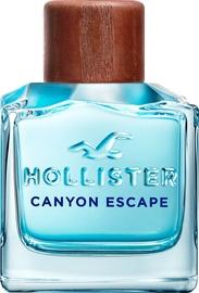Tualetes ūdens Hollister Canyon Escape EDT, 50 ml