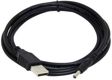Gembird Cable USB to 3.5 Black 1.8m