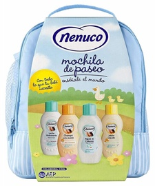 Nenuco Blue Backpack 5pcs Set