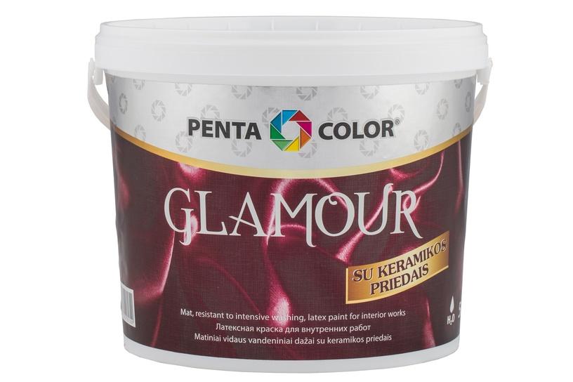 Dispersijas krāsa Pentacolor glamour 5l
