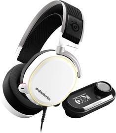 Žaidimų ausinės Steelseries Arctis Pro White