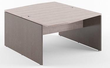 Skyland Xten X2CT 149.2 Double Work Desk Sonoma Oak/Legno Dark
