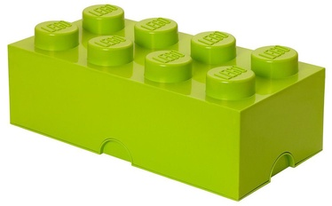 LEGO Storage Brick 8 Large Light Green