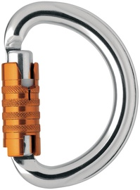 Petzl Omni Triact Lock Silver