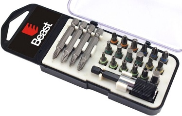 Beast 700336 Screwdriver Bit Set 23pcs