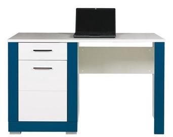BogFran Writing Desk Twin TW12 Blue
