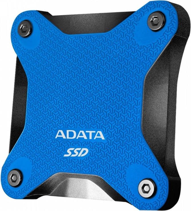 ADATA SD600Q 240GB USB 3.1 External SSD Blue