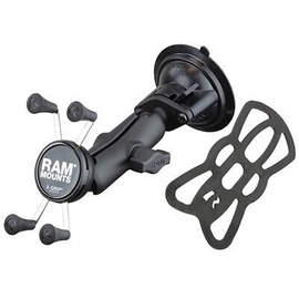 Ram Mounts X-Grip Phone Mount With Twist-Lock Suction Cup